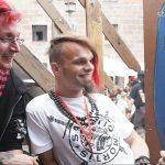Saltatio Mortis im Interview auf dem Feuertanz Festival 2013