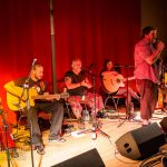 Galerie: 5 Schelmishe akustisch – Feuertanz Festival 2014