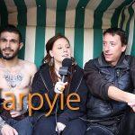 Harpyie 2014 im Interview
