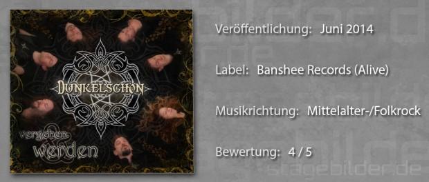 CD-Review Dunkelschön Vergehen & Werden