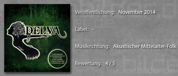 CD-Review Delva - Debüt-EP